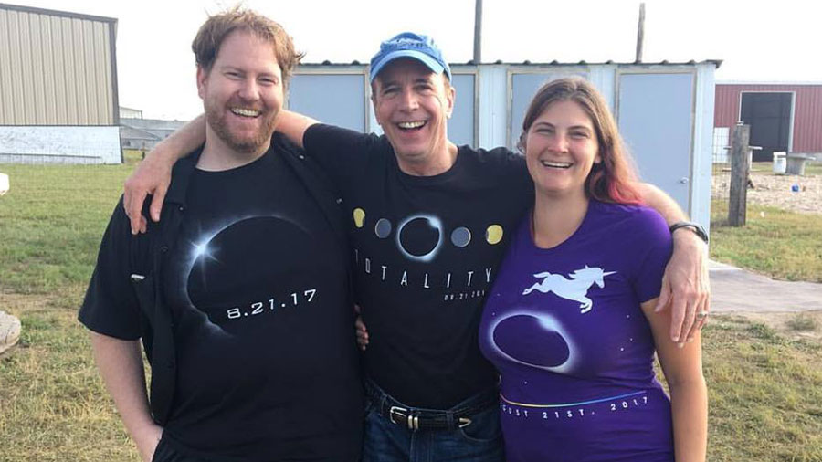 2017 Eclipse at Toadstock